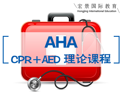 CPR+AED 理论课程